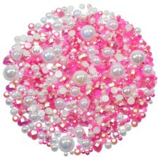 'COSMOPOLITAN' Theme Rhinestone and Pearl Embellishment Pack